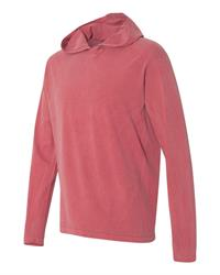 SCOA 4900 Comfort Color HW LS Hooded TShirt