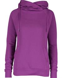 SCOA EZ329 Ladies Fleece Funnel Pullover