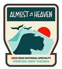 SCOA 2020 NS Embroidered Patch